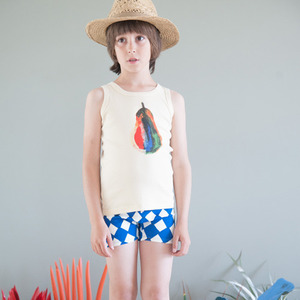 Suprise! Boy Swimsuit Diamond #135