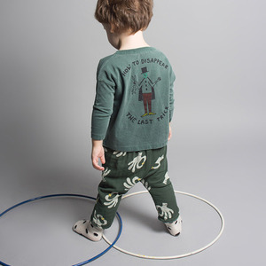 Baby Button Tshirt Illusionist #169