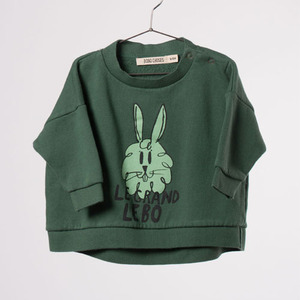 Baby Sweatshirt Bunnies #187