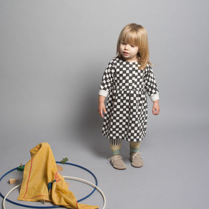 Baby Dress Checkered #204