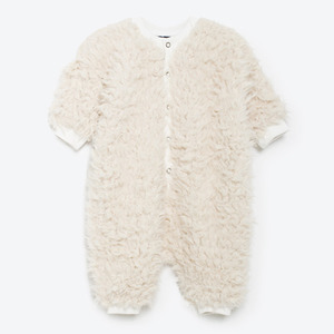 Chihuahua Fake Fur Suit (white)