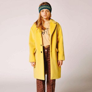 Jaguar Coat (yellow)