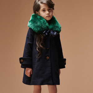 Swing Coat (navy)
