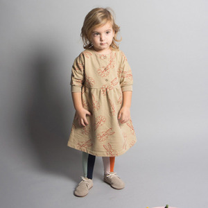 Baby Fleece Dress #206