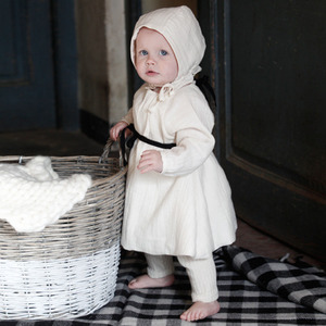 Baby Sack Dress (cream)