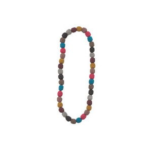 Oeuf Alpaca Bead Necklace