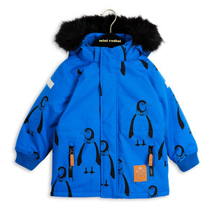 Siberia Penguinn Jacket (blue)