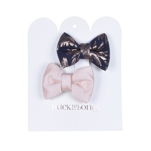 Baby Hairclip Set (brown)