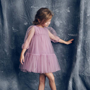 [1y]Alice Dress (lavender Herb)