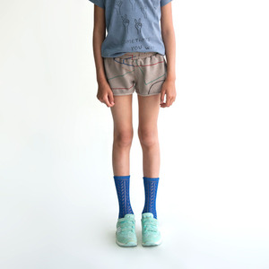 Long Socks Blue #141