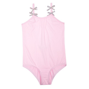 (2,3,4y)Swimsuit #154 (rose)