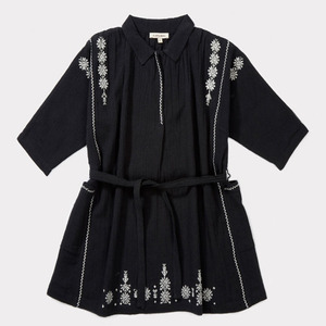 Dandelion Dress (black)