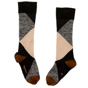 Geometric High Socks #277
