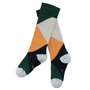 Geometric High Socks #279
