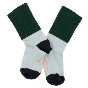 Rib Medium Socks #288