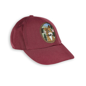 Fox Embrodery Cap