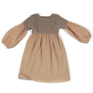 Ketiketa Maya dress (beige)
