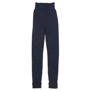 [10y]Seamless Leggings Conifer Blue
