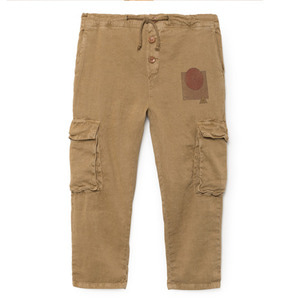 Cargo Linen Pants Know #63