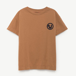 Rooster Tshirt (brown bird)