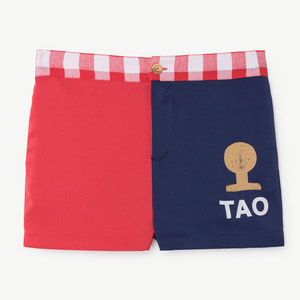 Bee Short (red/blue)