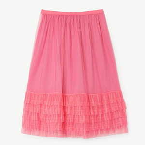 Rabbit Skirt (fuchsia)