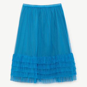 Rabbit Skirt (electric blue)