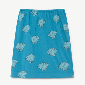 Kitten Skirt (blue shell)