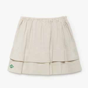 Seamstress Skirt (raw white TAO)