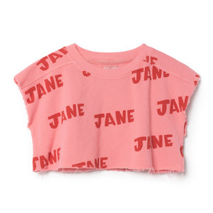 Croped Sweatshirt Jane #279