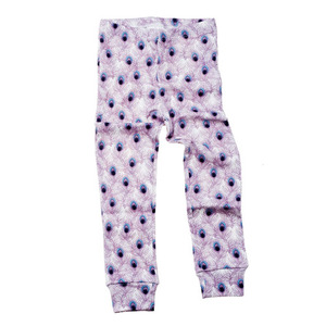 Mini rodini Feather leggings (purple)