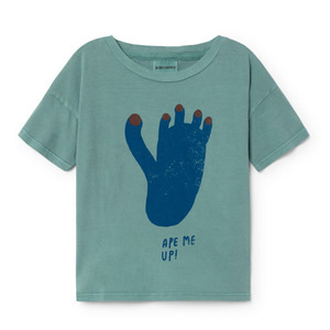 Tshirt Footprint #09