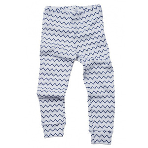 Mini rodini Zigzag leggings (blue)