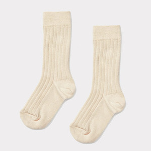 Rib Ankle Sock