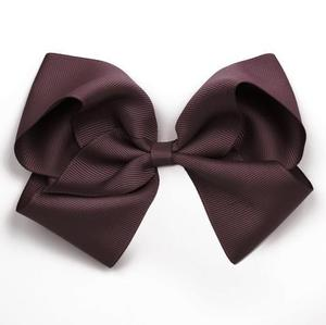 Extra Large Clip (burgundy)