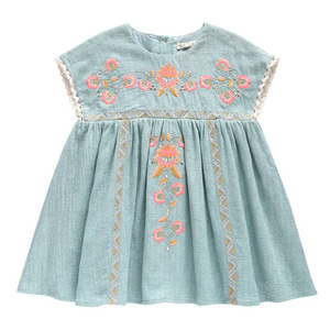 Dress Oleste (blue)