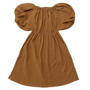 Dress #014 (orange brown)
