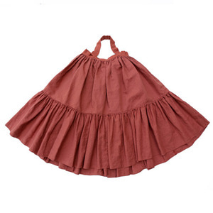 Dress #16 (red brown)