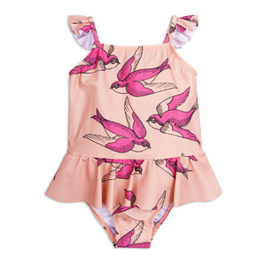 Swallows Swimsuit (pink)