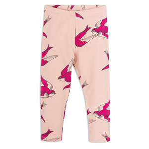 Swallows Leggings (pink)
