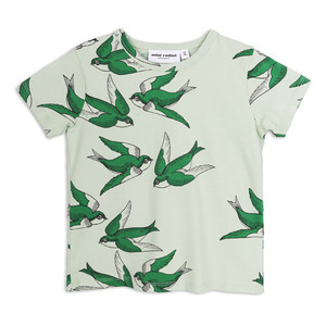 Swallows SS Tee (green)
