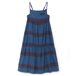 Princess Dress Stripe Linen #86