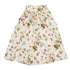 Long Skirt Secret Garden