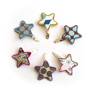 Linna morata Star hair pin