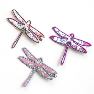 [재입고] Linna morata Dragonfly hair pin
