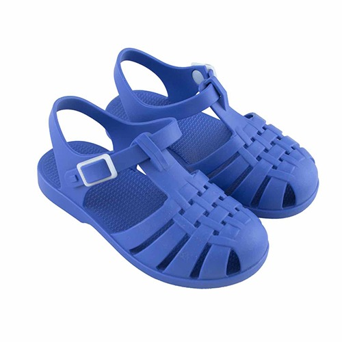 Jelly Sandal #418 iris blue