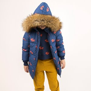 Foxes Padded Jacket #268
