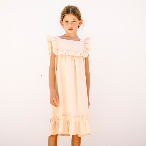 Lina Dress (nude)