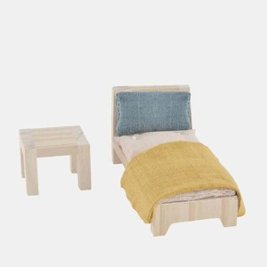 Holdie Furniture Single Bed