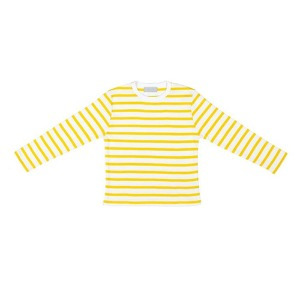 Yellow Stripeed Tshirt